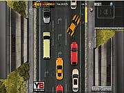 Игра Пробка на дороге