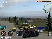 Игра Мировое турне на грузовике
