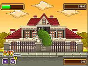 Игра Кликер: Городские разрушения
