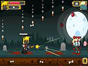 Игра Стрельба против зомби