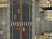 Игра Сумасшедший таксист