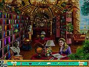 Игра Библиотека. Скрытые предметы
