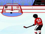 Игра Чемпионат по хоккею