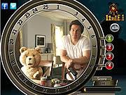Игра Тед - Найди числа