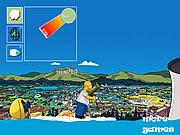 Игра Сражение Симпсонов