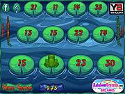 Игра Математика: Прыгучая лягушка