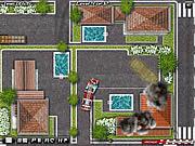 Игра Пожарный грузовик 2