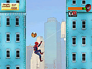 Игра Крутое приключение Человека-паука
