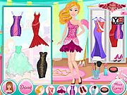 Игра Модное испытания для Барби