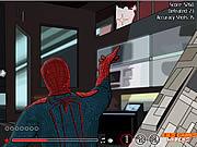 Игра Человек-паук спасает город онлайн 2
