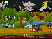 Игра В атаку на гоблинов!