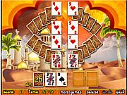Игра Арабский пасьянс