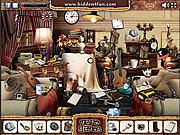 Игра Скрытое вдохновение - Поиск предметов