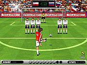 Игра Футбольный удар