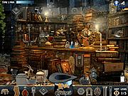 Игра Игра поиск предметов - Книга ведьмы
