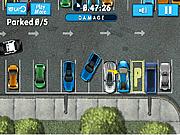 Игра Суперпарковка машин
