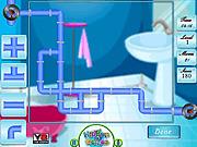 Игра Водопроводные трубы