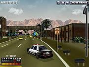 Игра Полицейское приследование