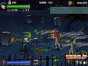 Игра Ловец зомби 2