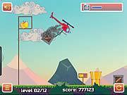 Игра Вертолет-перевозчик