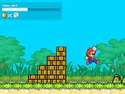 Игра Супер нападение Марио