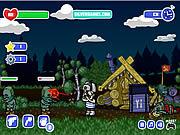 Игра Зомби - пожиратель Земли