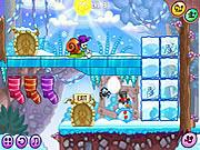 Игра Улитка Боб 6: Зимняя история