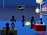 Игра Ночное убийство Стикмана