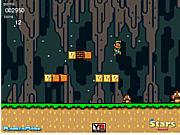 Игра Луиджи в пещере 3