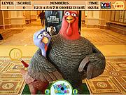 Игра Свободные птички. Скрытые числа