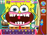 Игра Губка Боб и здоровая улыбка