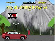 Игра Гонка на BMW X6