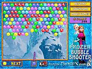 Игра Ледяные шарики