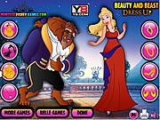 Игра Наряд для принцессы Беллы