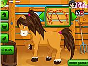 Игра Забота о пони