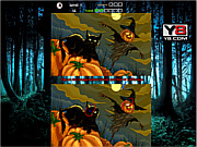 Игра Хэллоуин - Найди отличия