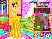 Игра Макияж для принцессы Жасмин