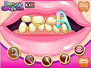 Игра Барби у стоматолога