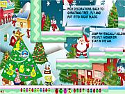 Игра Новогодние приключения Губки Боба