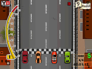 Игра Нелегальная гонка