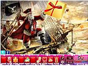 Игра Рождество с Санта Клаусом. Скрытые предметы