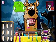 Игра Скуби Ду пошел к доктору лечить зубы
