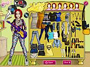 Игра Модная Ребека