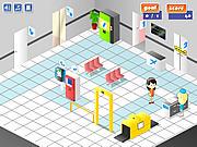 Игра Безумный аэропорт