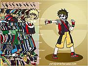 Игра Одевалка покемонов