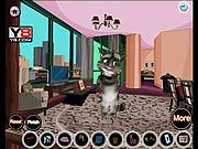 Игра Модная комната для Тома