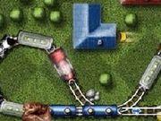 Игра Железная дорога. Пазл