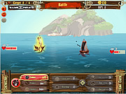 Игра Адмирал на Карибах