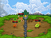 Игра Отважный герой и башня мудрецов