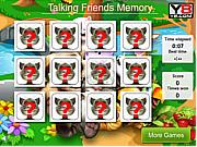Игра Говорящий Том: запомни карточки